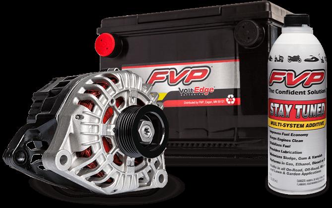 FVP Batteries | Automotive, Heavy Duty, Power Sport, Lawn & Garden