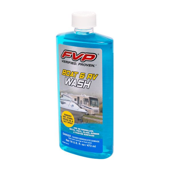Boat and RV Wash