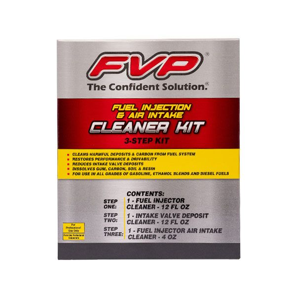Fuel Injection & Air Intake Cleaning Kit