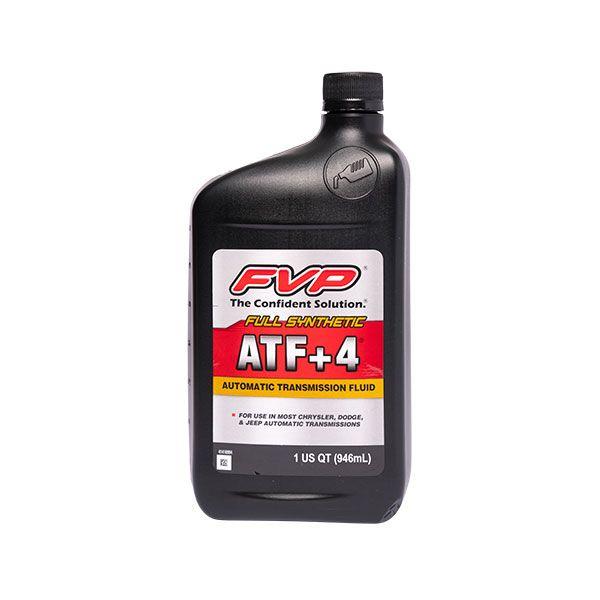 FVP Full Synthetic ATF +4 | For Peak Performance | Reach for