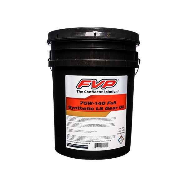 Full Synthetic LS Gear Oil