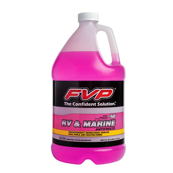 RV & Marine Antifreeze -50°F